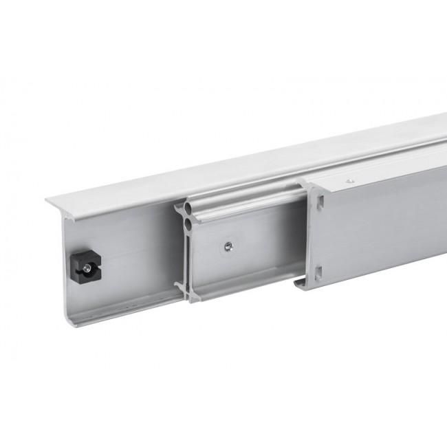 Coulisses de table Alu77 Frontslide-charge 115 kg POTTKER