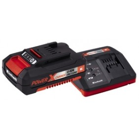 Starter Kit batterie Power X Change - 18 volts - 4,0 Ah EINHELL