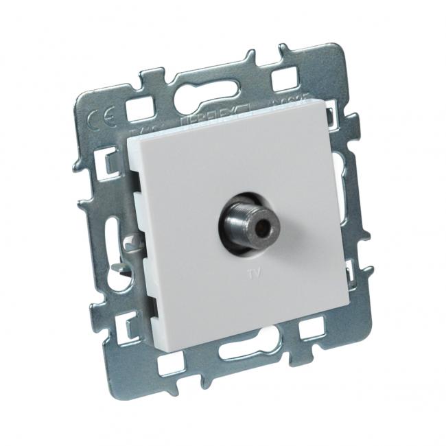 Mécanisme TV type F + cache + support métal - Casual DEBFLEX