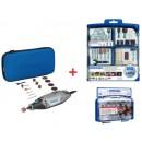 Dremel 3000 multi-fonction + coffrets 100+11 accessoires - F0133000KL DREMEL