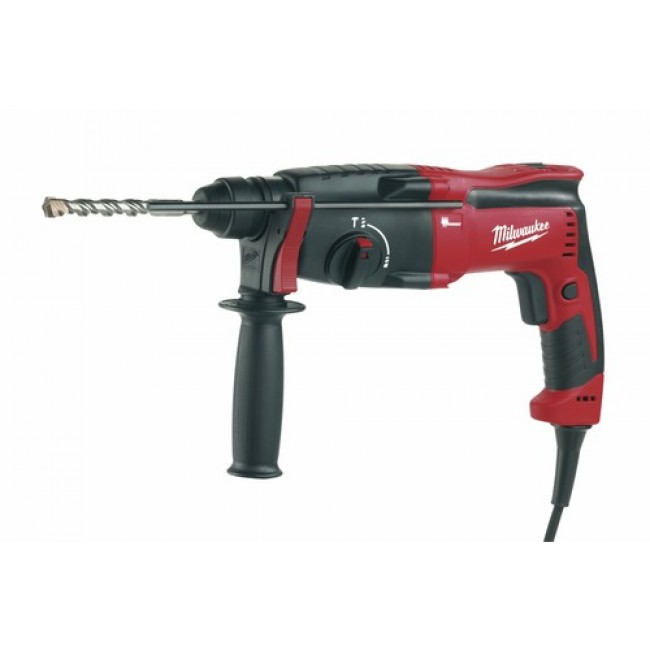 Marteau perforateur 725W PHF 26 SDS Plus 26mm - 4933428230 MILWAUKEE