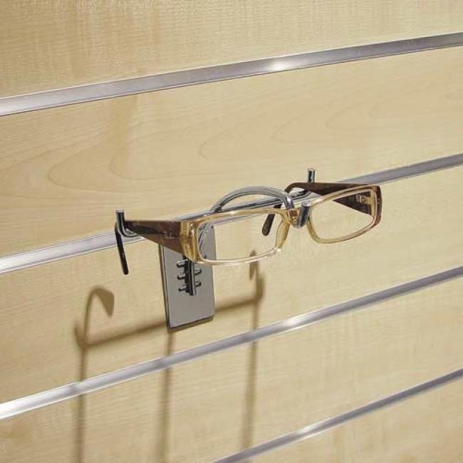 Porte-lunettes pour panneaux rainurés BRICOZOR