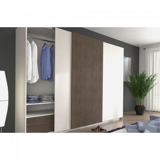 syst me porte coulissante topline l pour porte avant. Black Bedroom Furniture Sets. Home Design Ideas
