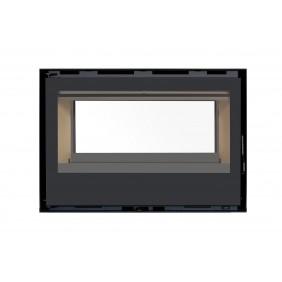 Insert à bois 8-13 Kw - double face - pour surface 130 m2 - C-290DF TERMOFOC