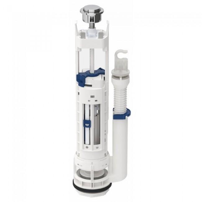 Chasse d'eau universelle - poussoir double volume - Impuls280 Nemo Duo GEBERIT