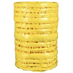 Grillage avertisseur jaune pour le gaz BRICOZOR