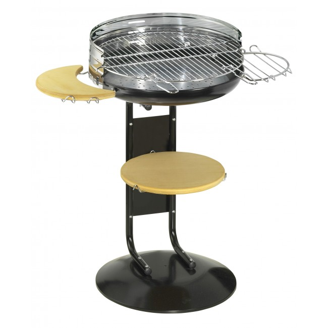 Barbecue charbon rond 50 cm New Garden 50