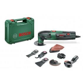Outil multifonction 220 W PMF 220 + 13 accessoires - 0603102001 BOSCH