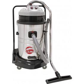 Aspirateur eau et poussière inox 2000W 70L - ASP701 LEMAN