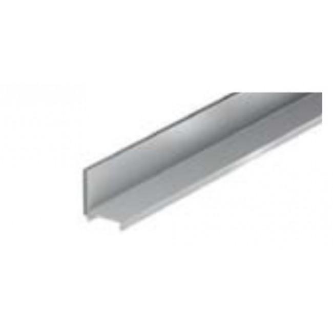 Caniveau acier galvanisé - couverture à fente sans pentes - Self 100 ACO PASSAVANT