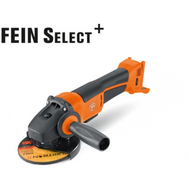 Meuleuse sans fil 18 V - 125 mm - CCG 18-125 BLPD Select FEIN