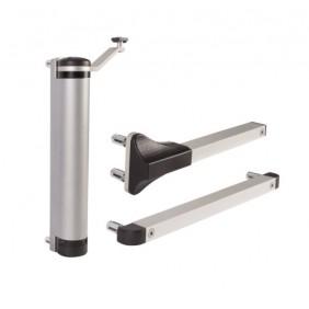 Ferme-portail hydraulique - pose verticale - Lion LOCINOX