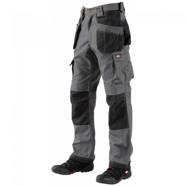 Pantalon de travail multi-poches 210 - noir /gris LEE COOPER