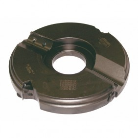 Porte-outil pour plates-bandes multiprofils 962 à plaquettes réversibles alésage 50mm