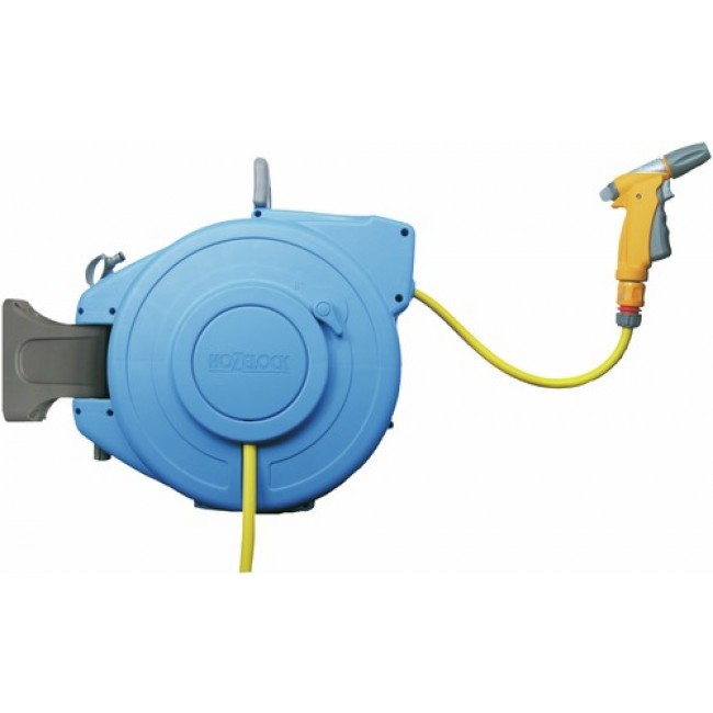 Enrouleur mural automatique WaterReel TRICOFLEX