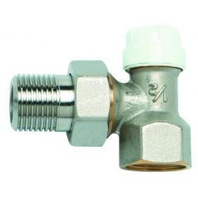 Coude de réglage pour radiateur - pour tube métallique - F20x27 RBM