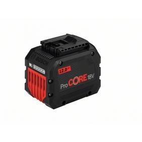 Batterie - ProCORE 18V 12.0Ah - 1600A016GU BOSCH