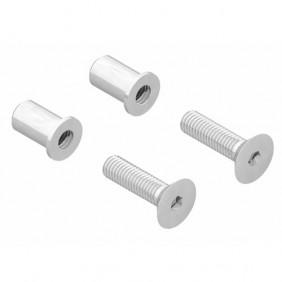 Fixations aluminium pour poignées Diva X, XI et XII LA CROISÉE DS
