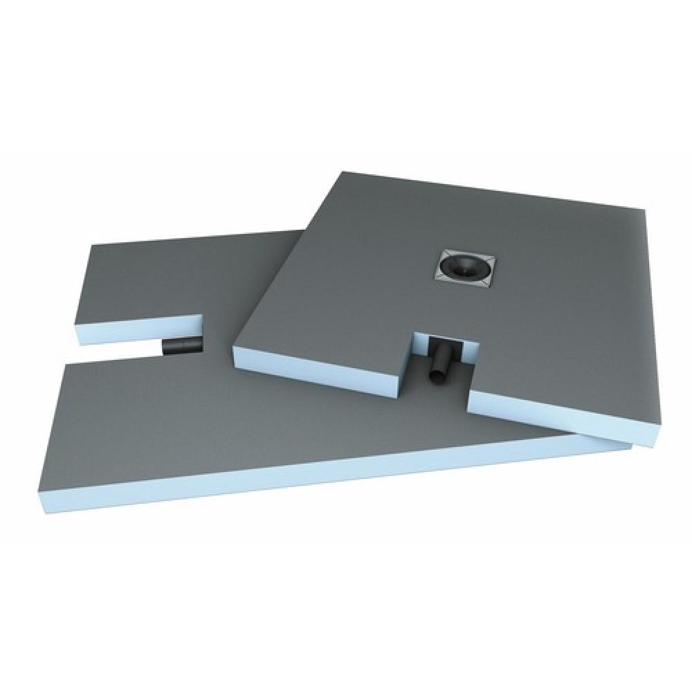 bonde wedi verticale rhausse receveur fundo primo easy set x mm with bonde wedi verticale with. Black Bedroom Furniture Sets. Home Design Ideas