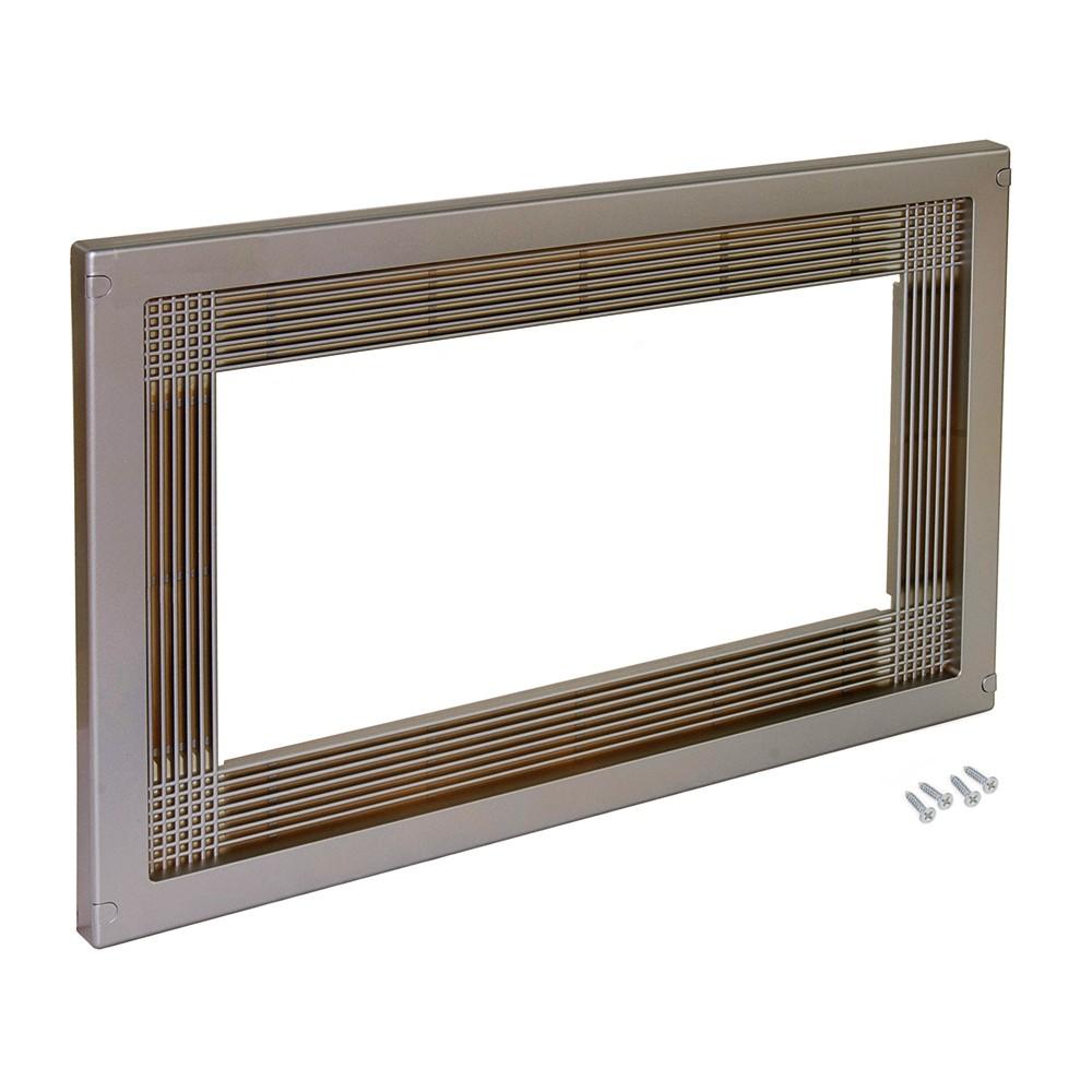 Fixation Pour Micro Onde cadre micro-ondes à encastrer en plastique - module 600 mm emuca sur  bricozor