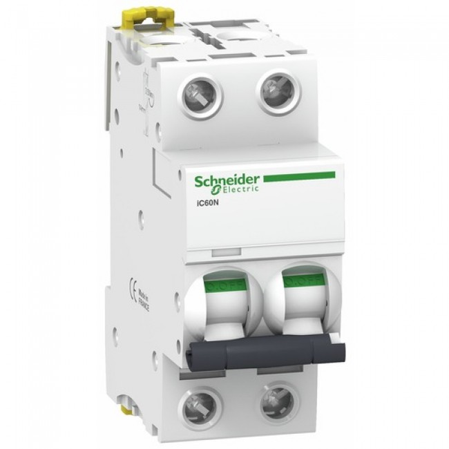 Disjoncteurs bipolaire IC60N