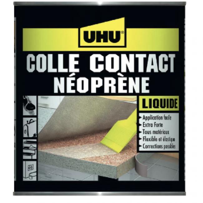 Colle Contact Néoprène Liquide Uhu