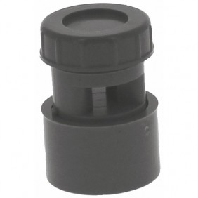 Aérateur à membrane en pvc pour conduite de ventilation REGIPLAST