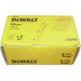 Pointes lisses acier pour cloueur sans fil DC618KA/DC618KB/DCN660D2 DEWALT