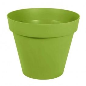 Pot rond Thé Matcha - diamètre 80 cm - 170 litres - Toscane 13623 EDA PLASTIQUES