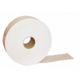 Lot de 6 rouleaux de papier toilette écolabel de 350 m Jumbo PAPECO