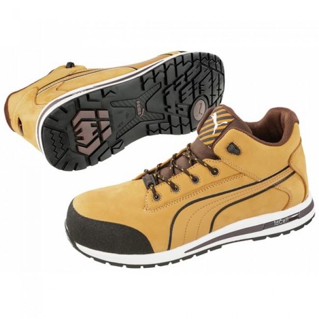 Chaussures de sécurité - Dash Wheat Mid PUMA