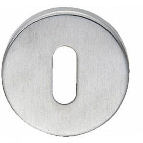 Rosace ronde en inox 304 pour série 19 NORMBAU