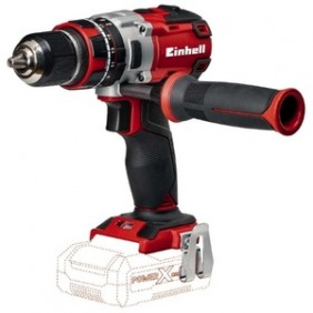 Perceuse visseuse à percussion sans fil - 18 volts - Brushless - TE-CD EINHELL