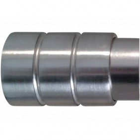 Embout cylindre pour tube 28 mm BRICOZOR