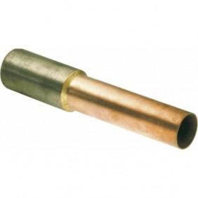Manchette d'assemblage cuivre/acier - pour gaz naturel