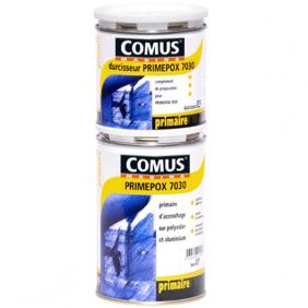 Primaire polyester aluminium - gris clair - 1 litre - Primepox 7030 COMUS