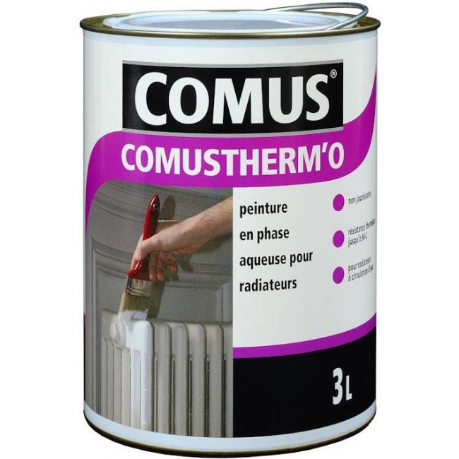 Peinture pour radiateur - satiné blanc - Therm'o COMUS