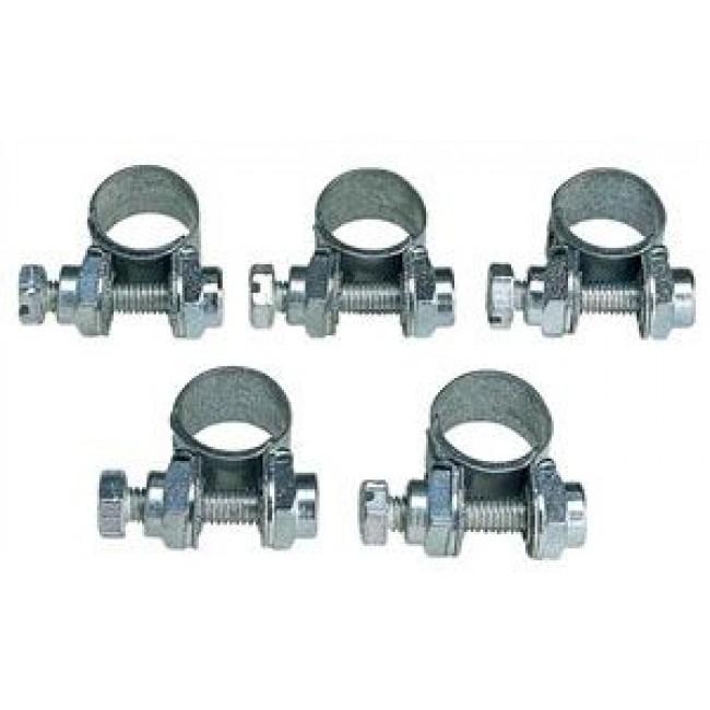 Colliers pour diamètre extérieur 8-12 mm (5 colliers) EINHELL