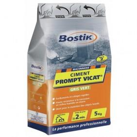 Ciment prise rapide - Ciment Prompt Vicat BOSTIK