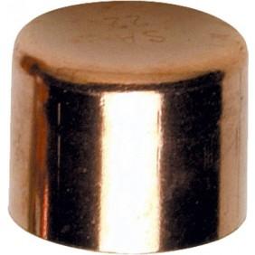Bouchon cuivre femelle à souder VIEGA