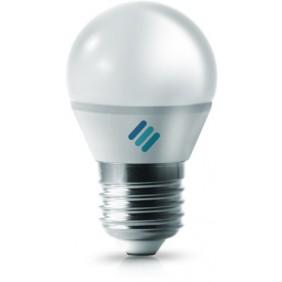 Ampoule LED sphérique - culot E27 - 6watts E.LITE