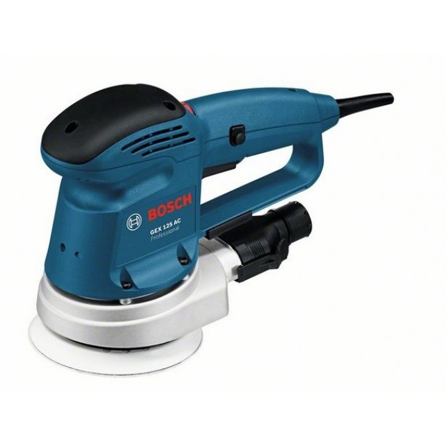Ponceuse excentrique - 340 watts - GEX 125 AC BOSCH
