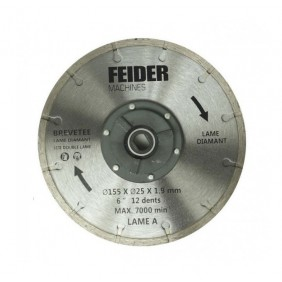 Lame diamant pour FDL185-1 FEIDER