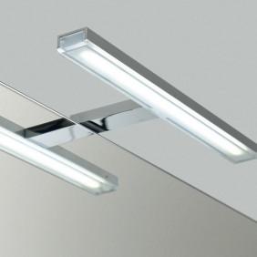 Applique lumineuse pour miroir de salle de bains - Angelo Néova