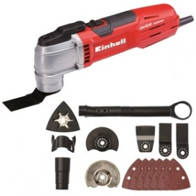 Outil multifonctions - puissance 300 watts - TE-MG 300 EQ EINHELL