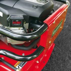 Tondeuse autoportée - moteur B&S - largeur de coupe 107 cm - ZTX110 SNAPPER