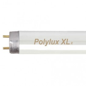 Tube fluorescent T8 Polylux XLR - 18W - culot G13 GE LIGHTING