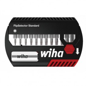 Coffret 13 pièces FlipSelector Standard Torx WIHA