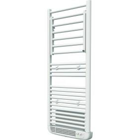 Sèche serviette - fluide - grille orientable et soufflerie - Stendino DELTA CALOR