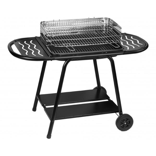 Barbecue charbon rectangulaire 60x50 cm River ALPERK